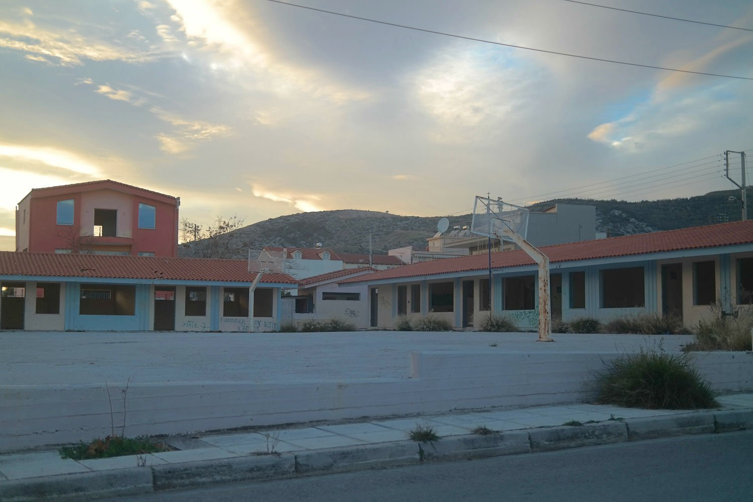 secondary potential site for Hellenic Ministries' future Hope School called Petalouda